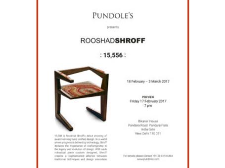 Rooshad Shroff Invite